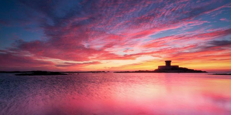 No 4 ~ Midsummer Day ~ Jane Pinel~ SOS Jersey Photo Competition 2014