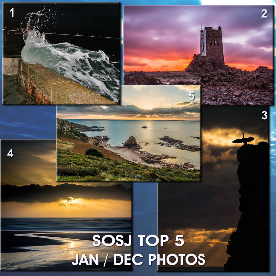 January 2015 Top 5 Photos