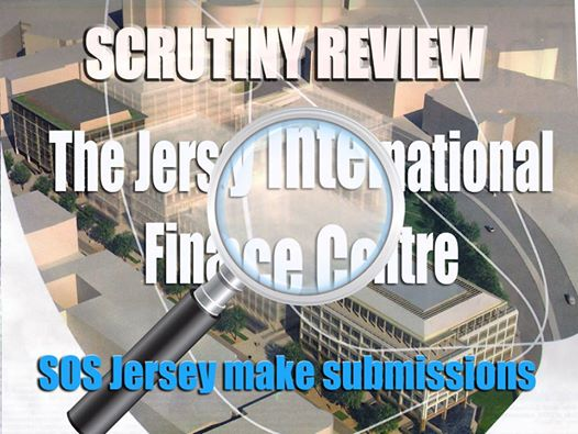 Two scrutiny submissions from SOSJ
