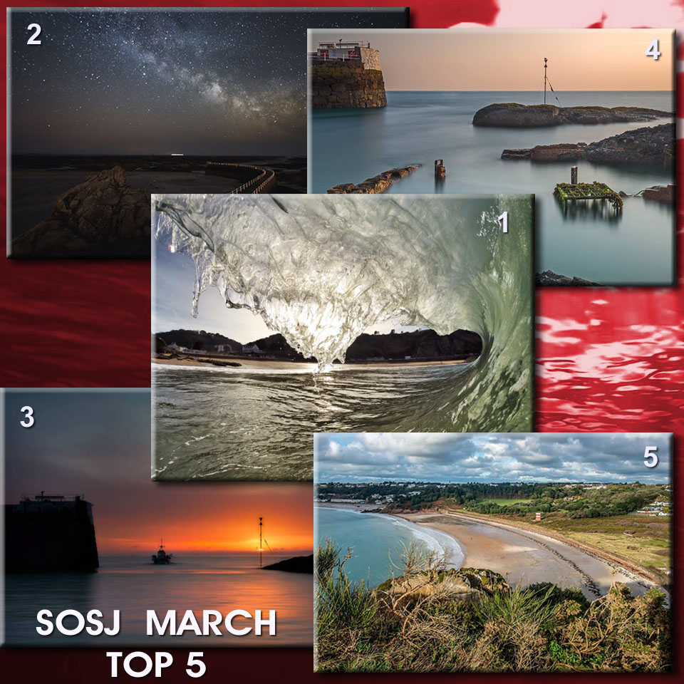 March 2015 Top 5 Photos
