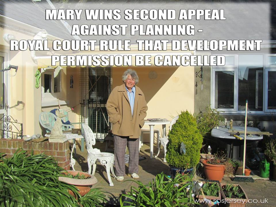 A win for Mary Herold!