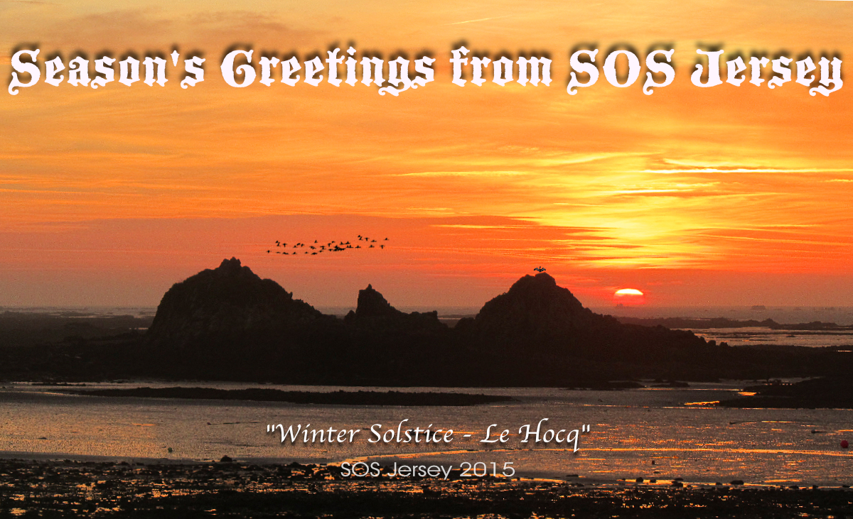 Happy Christmas from SOSJ