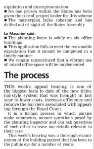 JEP 23 March 2016 - Report on Building 5 Planning Appeal - 4