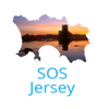 Save Our Shoreline Jersey - SOSJ - logo