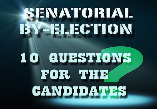 Jersey's Senatorial By-Election 2016 – Qs & As