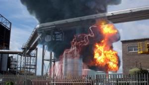 Picture: Catastrophe at La Collette? This is what could happen...