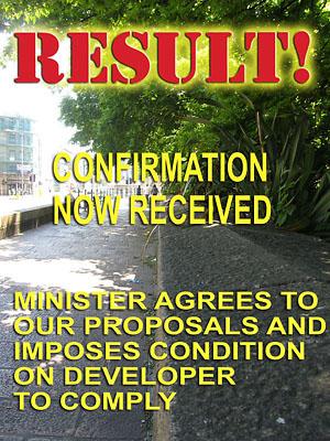 Esplanade Jersey seawall result