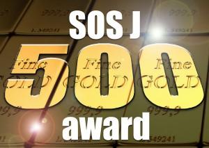 500+ award- for awardee use
