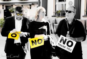 esplanade protest - jacqui carrel - jersey - 16 june 2015-54