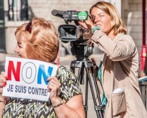 esplanade protest - jacqui carrel - jersey - 16 june 2015-73
