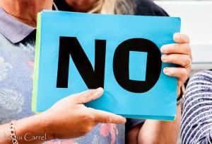esplanade protest - jacqui carrel - jersey - 16 june 2015-74